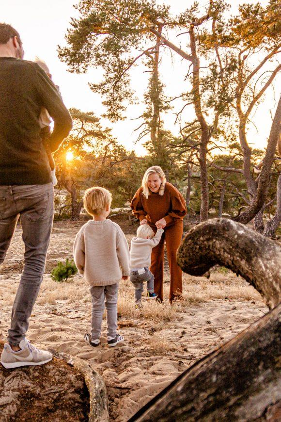 Lifestyle familie fotografie