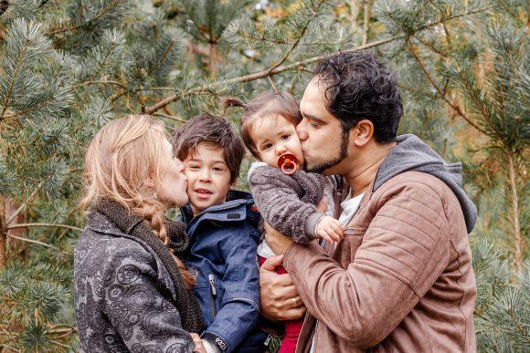 Gezinsfotografie gezinsfotoshoot