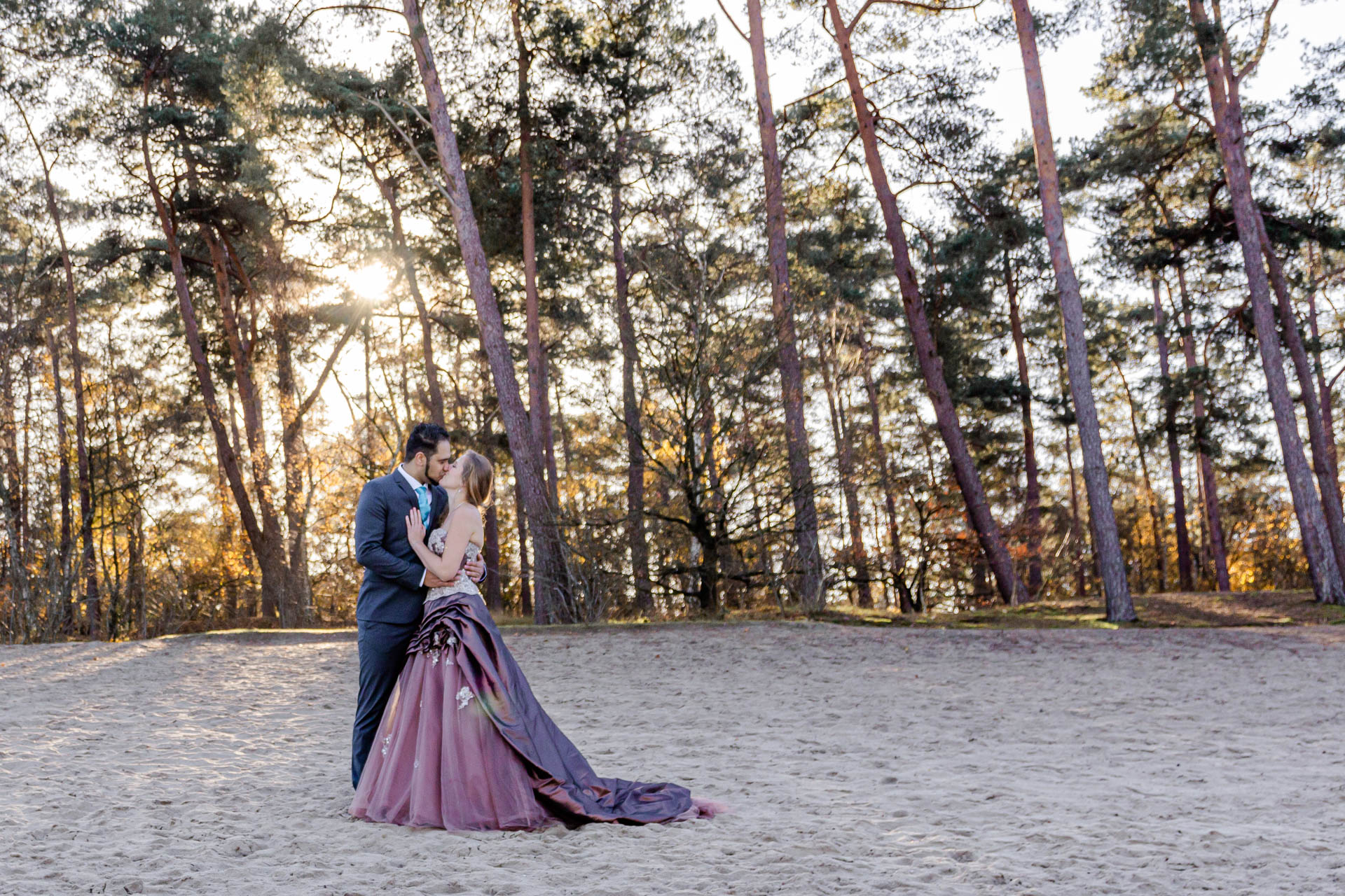 After wedding fotografie